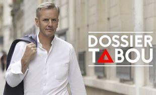 Bernard de la Villardière présente «Dossier Tabou» sur M6.