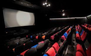 Au cinéma Majestic Passy (Paris 16e), le 7 mai 2020.