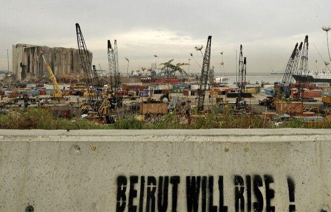 648x415 beyrouth levera dit inscription devant port reconstruction