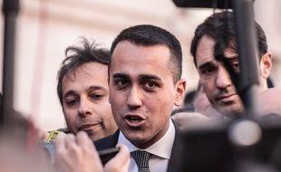 Luigi Di Maio, vice-Premier ministre italien, a provoqué une crise sans précédent en se rendant en France pour rencontrer des