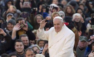Le pape François ne s'est pas épargné, jeudi, devant un parterre de plusieurs milliers de jeunes choristes qu'il recevait au Vatican.