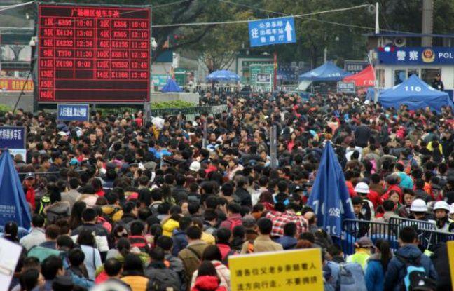 La Chine reconnaît 14millions de citoyens supplémentaires