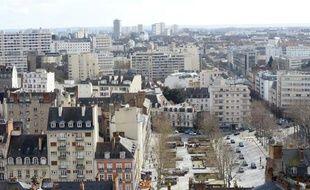 A Rennes le seuil d'alerte pour les pollutions aux particules fines a été atteint depuis mercredi après-midi
