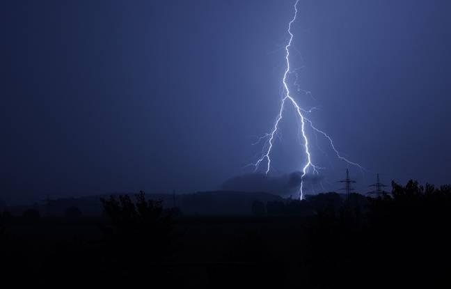 Météo: Six départements du sud de la France et l'Andorre en vigilance orange orages et inondations