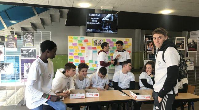 « On peut prévenir avant de guérir »… A Cormeilles-en-Parisis, collégiens et lycéens se forment contre le… - 20 Minutes