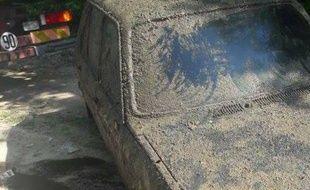 Une voiture volée à Reims, en 1979, a été retrouvée en début de semaine près de Châlons-en-Champagne (Marne).