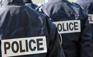 Police (Illustration (Photo by DENIS CHARLET / AFP)