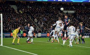 Le PSG s'est imposé contre Chelsea le 16 février 2016.