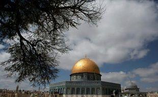 """Durant la célébration de la fête juive Pessah qui débute le 22 avril 2016, les députés et ministres israéliens ne sont pas autorisés à se rendre sur l'esplanade des Mosquées, """"pour des raisons de sécurité"""" indique la police"""