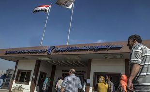 Les employés de la compagnie EgyptAir, le 19 mai 2016.