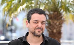 Joann Sfar au Festival de Cannes en mai 2014.