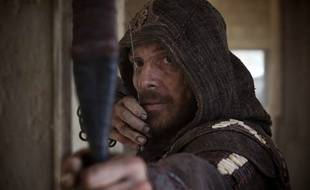 Michael Fassbender dans Assassin's Creed de Justin Kurzel