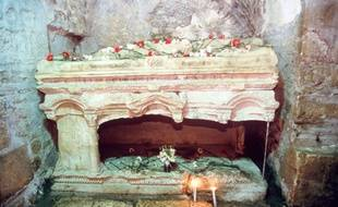 Les archéologues pensent avoir découvert le tombeau du Père Noël