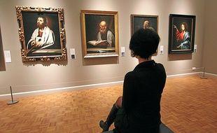 Le tableau Saint Jude Thaddée (au centre) de Ribera a été acheté 300000€.