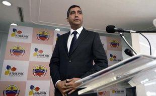 Le ministre de la Justice vénézuélien Miguel Rodriguez a annoncé dimanche que trois militaires de son pays avaient été arrêtés dans le cadre de l'enquête.