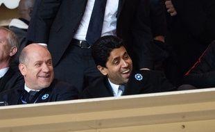 Nasser Al-Khelaï peut avoir le sourire après le match de ses troupes contre Liverpool.