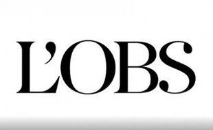 Le nouveau logo de «L'Obs»