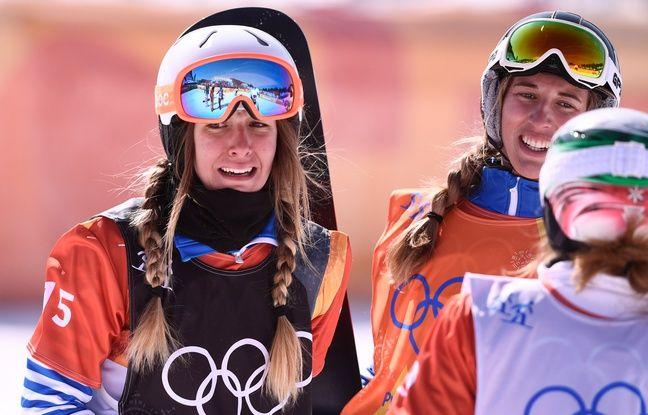 20 Minutes, JO 2018: Pereira de Sousa décroche l'argent en snowboard, médaille en chocolat en Super-G... Ce que vous avez manqué cette nuit