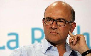 Le ministre des Finances français Pierre Moscovici et son homologue allemand Wolfgang Schäuble ont annoncé lundi à Berlin la création d'un groupe de travail binational sur la crise en zone euro, dans le sillage d'une rencontre entre François Hollande et Angela Merkel.