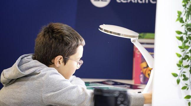 CES Las Vegas 2020 : Lexilight, la première lampe d'aide à la ...