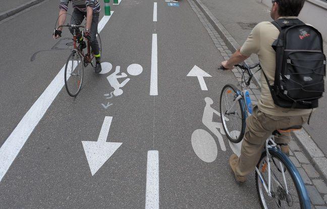 Vélo: Strasbourg et Bordeaux dans le top 15 mondial des villes cyclables
