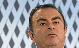 Carlos Ghosn, jeudi.