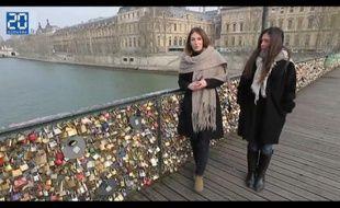 Le 4 avril 2013, l'association Ni pute ni soumises a fêté ses 10 ans par une action sur le pont des Arts, à Paris.