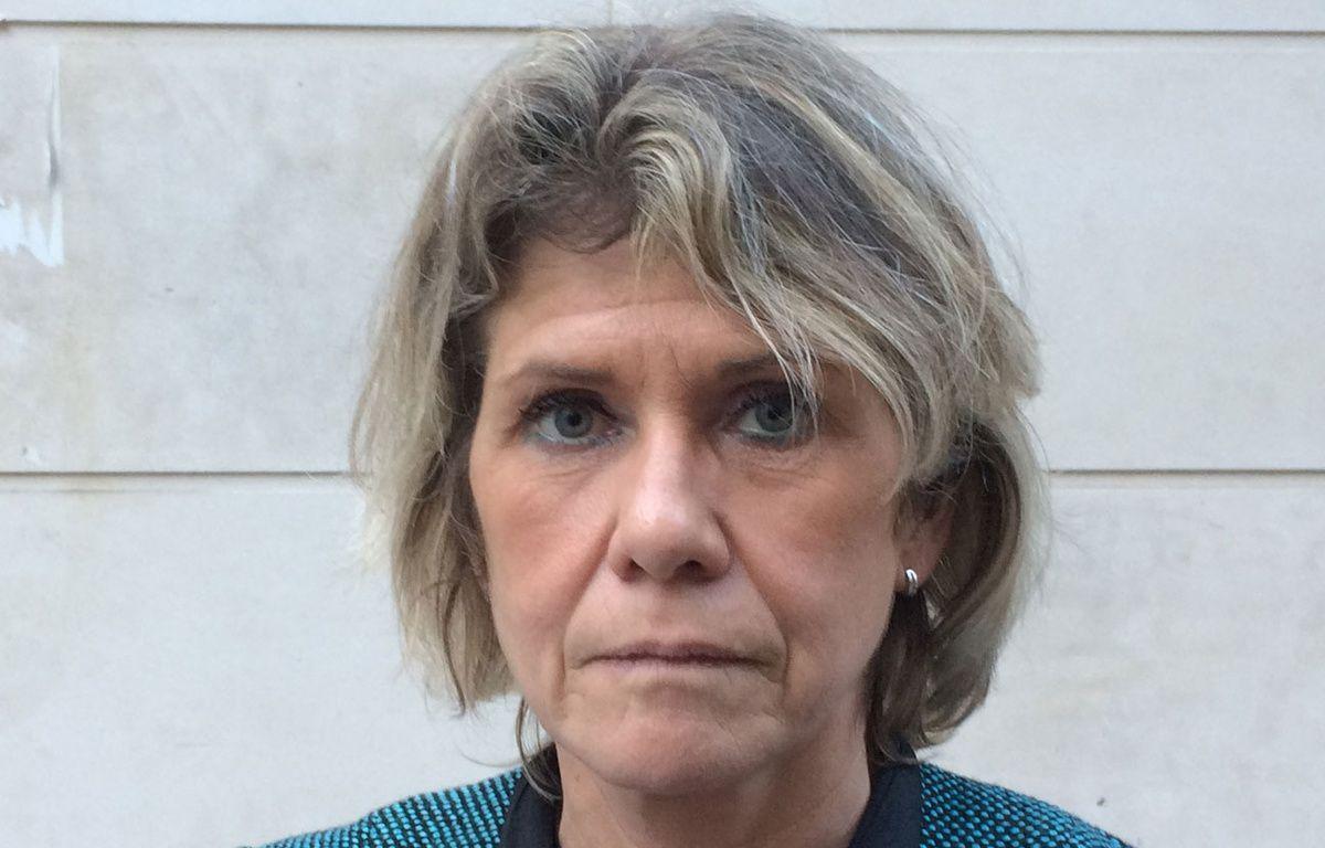 Paris, le 15 janvier 2016. Nathalie Le Roy, ancienne commandante de la Brigade financière, dénonce des dysfonctionnements dans l'enquête Kerviel. – V.VANTIGHEM / 20 MINUTES