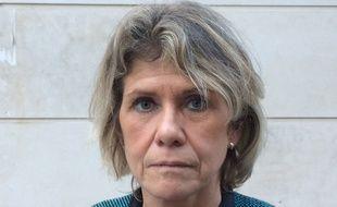 Paris, le 15 janvier 2016. Nathalie Le Roy, ancienne commandante de la Brigade financière, dénonce des dysfonctionnements dans l'enquête Kerviel.