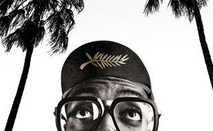 Spike Lee est sur l'affiche du Festival de Cannes 2021