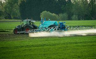 La pollution aux pesticide dans l'air est encore mal connue.