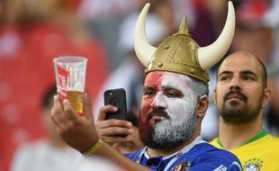 La question de l'alcool dans les stades refait surface en France.