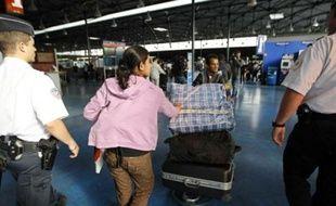 Les expulsions de Roms, au nombre de 8.300 cette année, vont continuer.