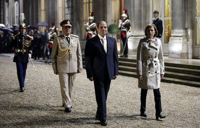 nouvel ordre mondial | Al-Sissi en France: Les ONG dénoncent la visite du président égyptien
