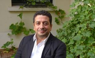 Yves Azéroual publie cette semaine son troisième livre, Passions d'Etat