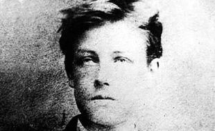 Arthur Rimbaud, âgé de 17 ans, photographié par Etienne Carjat.