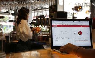 Un bar à San Francisco, en novembre 2019 (image d'illustration).