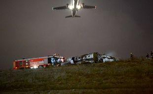Un avion privé s'est écrasé à l'aéroport Ataturk d'Istanbul.
