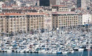 Le fond du Vieux-Port de Marseille a été débarrassé de ses déchets.
