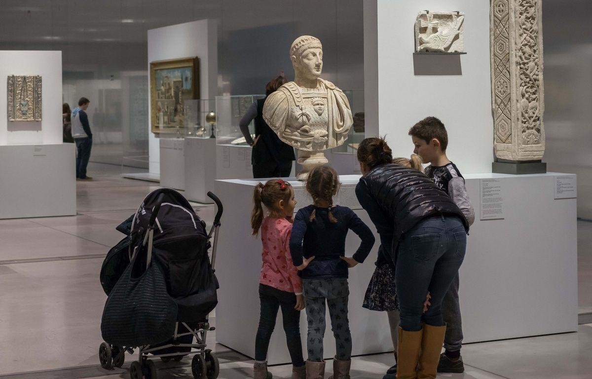 Au musée du Louvre-Lens – M.ASTAR/SIPA