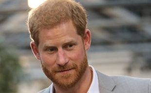 Le prince Harry en Irlande