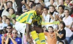 Le défenseur nantais, Rémi Mareval a marqué samedi sur une action improbable.