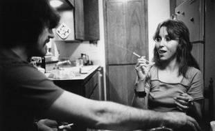 Puis le visiteur découvre les clichés noir & blanc d'adolescents toxicomanes réalisés à la fin des années 60 à Tulsa, la ville natale de Larry Clark .