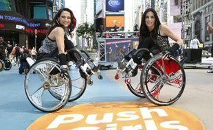 L'émission «Push Girls» est diffusée en France sur une des nouvelles chaînes de la TNT.