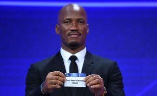 Didier Drogba a placé le PSG dans le groupe H, sûrement une vengeance d'un ancien Marseillais.
