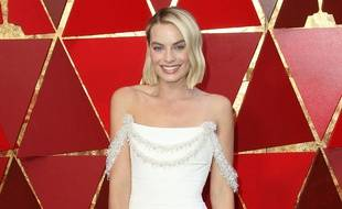L'actrice Margot Robbie, qui incarne Harley Quinn
