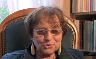 Maudy Piot,  engagée auprès des femmes handicapées, est décédée le 25 décembre 2017.