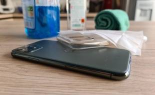 Quelques gestes à effectuer régulièrement permettent de conserver un smartphone sain.