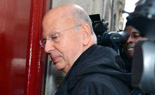 Patrick Buisson, l'ancien conseiller de Nicolas Sarkozy