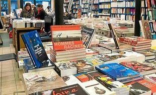 La librairie Mollat de Bordeaux